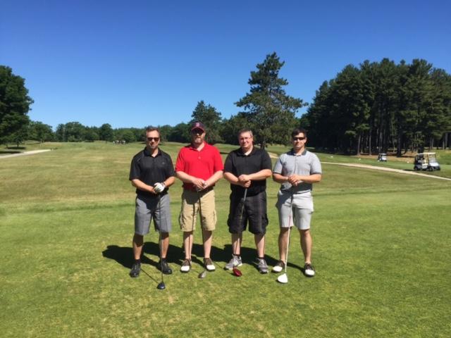 PVI golf tournament